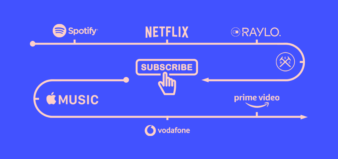 The Rise of the Subscription Economy 🚀